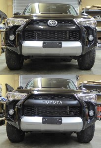 TRD_Pro_4runner_Grill_Swap_5th_Gen_Before_After